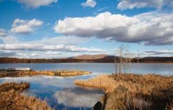 arxan jeziorny różanecznik Zdjęcia Stock