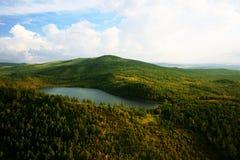 arxan lasowy park narodowy Zdjęcia Royalty Free