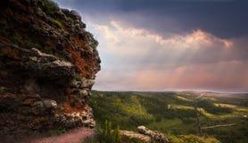 Arxan National Geopark Stock Photo
