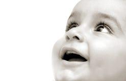 ary behandla som ett barn Fotografering för Bildbyråer
