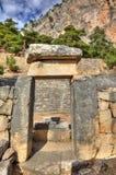 Arykanda antico, fotografia di HDR Fotografia Stock Libera da Diritti