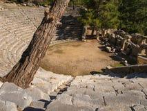 Arykanda-Ruinen Lizenzfreie Stockbilder