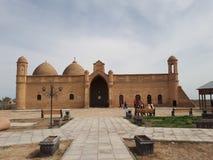 Arystan Bab Mausoleum Lizenzfreies Stockfoto