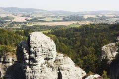 arywisty składu dynamiczna skała Zdjęcia Stock