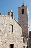 ARZACHENA, SARDINIA/ITALY - MAY 20 : Saint Anna Church in Arzach. Ena Sardinia on May 20, 2015 Stock Photos