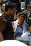 Arzneimitteltest Indonesiens Großbritannien lizenzfreies stockfoto