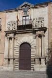 Arzobispal palace, Toledo Royalty Free Stock Photo