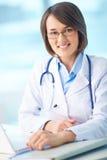 Arzt für Allgemeinmedizin Lizenzfreie Stockbilder