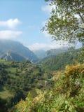 As Astúrias, Espanha do norte Imagem de Stock Royalty Free