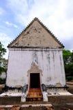 As atrações do santuário Wat Chomphu Wek, Tailândia imagem de stock