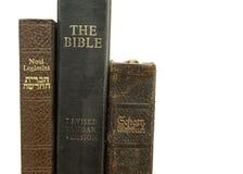 As Bíblias Imagem de Stock