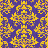 as background damask designs nice pattern seamless to use wallpaper your Στοκ Εικόνες