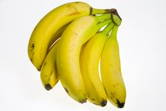 as bananas Imagem de Stock Royalty Free