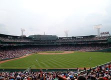 As Batter steps in to box at Fenway Stock Photo