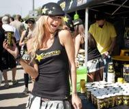 As bebidas da saúde e da energia tornam-se enormemente populares Fotografia de Stock Royalty Free
