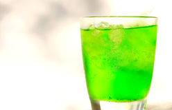As bebidas frescas com ice Foto de Stock
