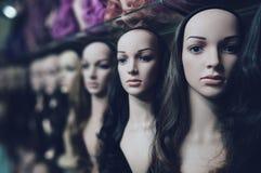 As bonecas foto de stock