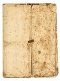As bordas de papel falded gastas da folha usadas mancharam a textura Imagem de Stock Royalty Free