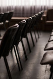 Cadeiras no salão Fotografia de Stock Royalty Free