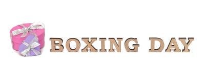 As caixas coloridas com palavras SÃO ESTÊVÃO, isolada no branco Foto de Stock