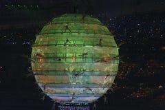 Mundo verde Fotos de Stock