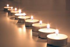 as christmas decoration lights tea white Στοκ φωτογραφία με δικαίωμα ελεύθερης χρήσης