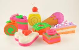As coisas doces ajustaram 2 Imagens de Stock