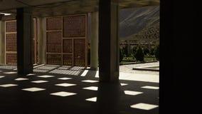 As colunas constantes de uma construção filme