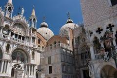 Construções Venetian Fotografia de Stock