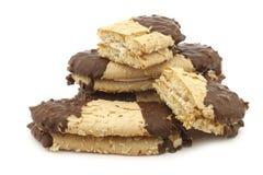 As cookies holandesas tradicionais chamaram Bokkepootjes e Imagens de Stock