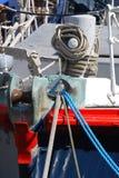 As cordas de barco Foto de Stock Royalty Free