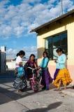 As crianças de Tarahumara Fotografia de Stock Royalty Free