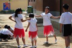 As crianças felizes Fotos de Stock Royalty Free