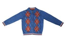 As crianças aquecem a camisola Imagem de Stock