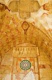 As decorações de pedra de Bab al-Silsila Imagem de Stock Royalty Free