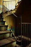 As escadas fotos de stock