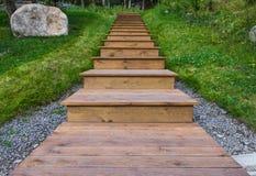 As escadas acima Imagens de Stock Royalty Free