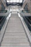 As escadas de mármore imagem de stock