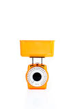 As escalas da laranja Fotografia de Stock Royalty Free