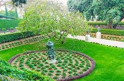 As esculturas do jardim Imagem de Stock