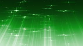 As estrelas das part?culas com raios iluminam o fundo dado la?os ilustração do vetor