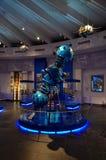 As exibições do museu, Universarium, Moscou p Fotografia de Stock Royalty Free