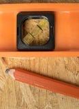 As ferramentas do Woodworking fecham-se acima Imagem de Stock Royalty Free
