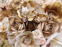 As flores artificiais Fotografia de Stock Royalty Free