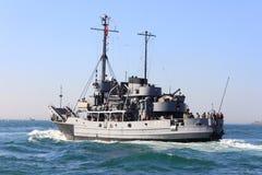 As forças armadas enviam, pescam o encarregado Imagem de Stock