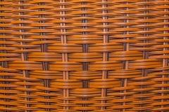 As formas geométricas criaram por suas próprias mãos Arte da tecelagem fotografia de stock royalty free