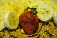 As frutas e legumes no alimento e no colesterol saudáveis do fundo azul fazem dieta o conceito Comer limpo, fazendo dieta, desint Fotos de Stock