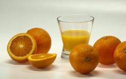 Ingredientes para cocktail não alcoólicos fotos de stock