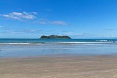 As ilhas from Barra do Sahy Stock Images