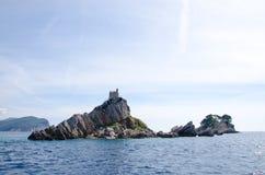 As ilhas de Petrovac fotos de stock royalty free